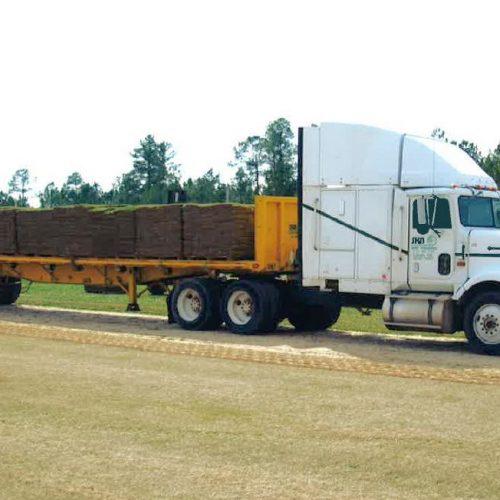 SKB Sod Truck